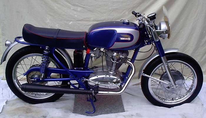 Vintage Ducati Motorcycles